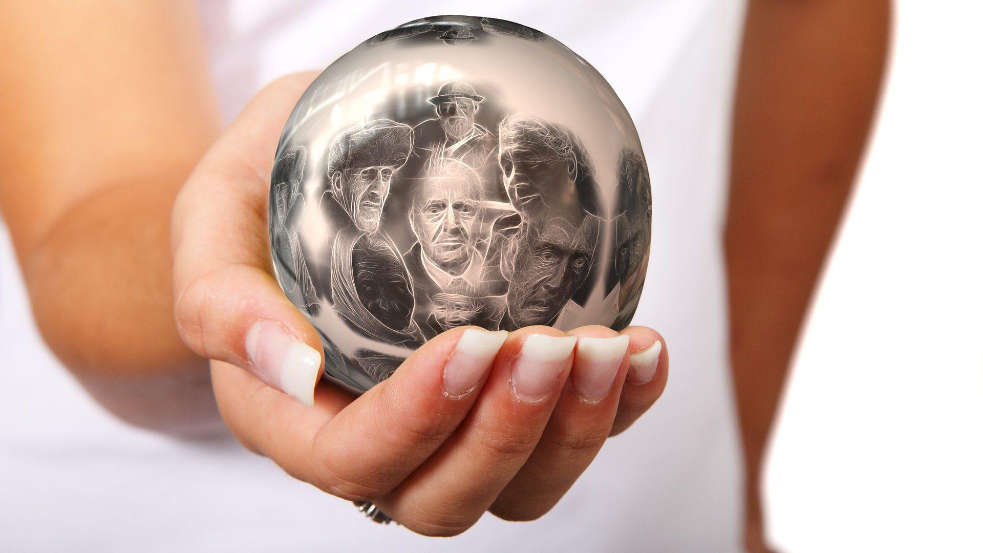 anziani sfera