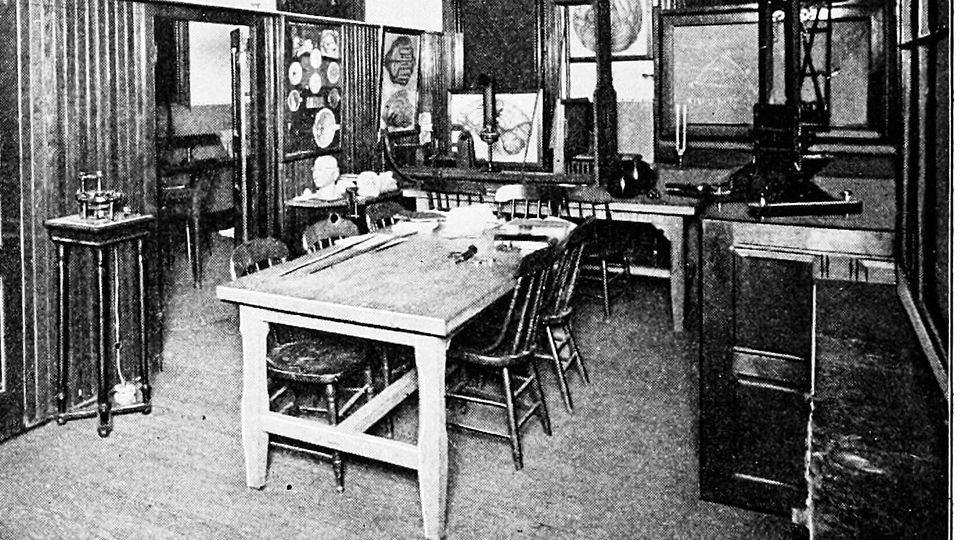 laboratorio di psicologia