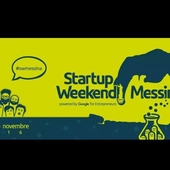 startup weekend messina
