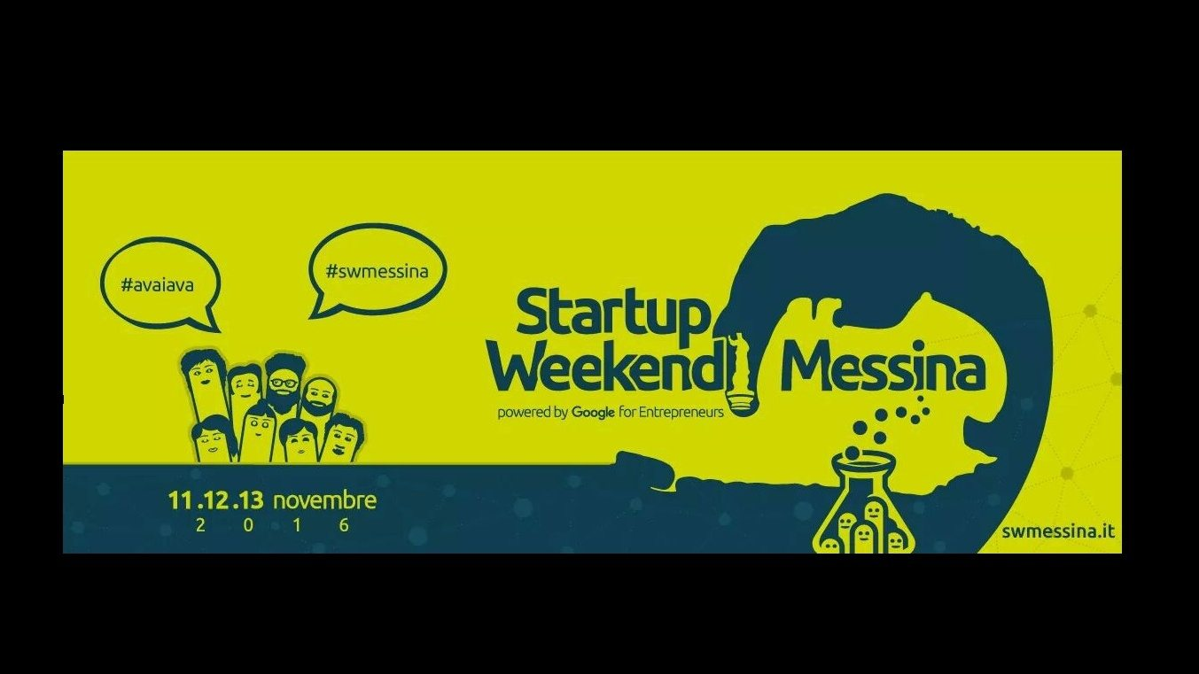 startup weekend messina