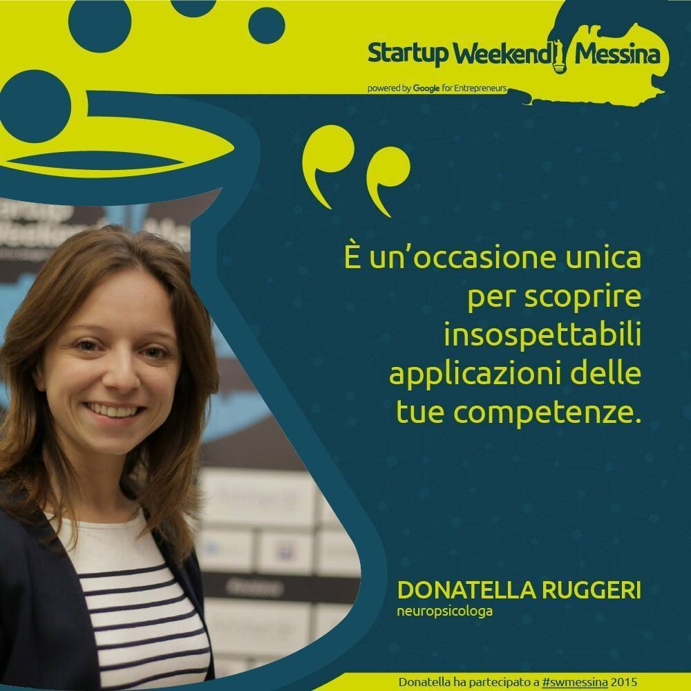 donatella ruggeri startup