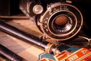 lenti antica cinepresa