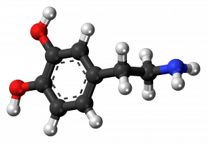 molecola della dopamina