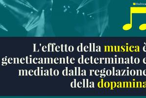 musica e genetica