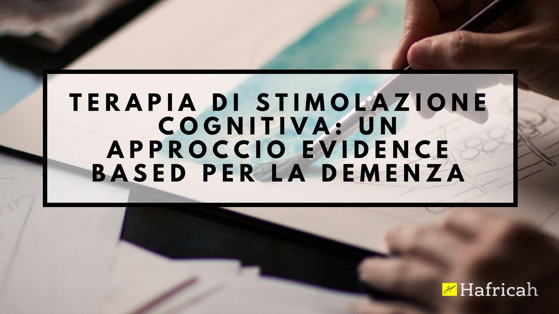 stimolazione cognitiva demenza