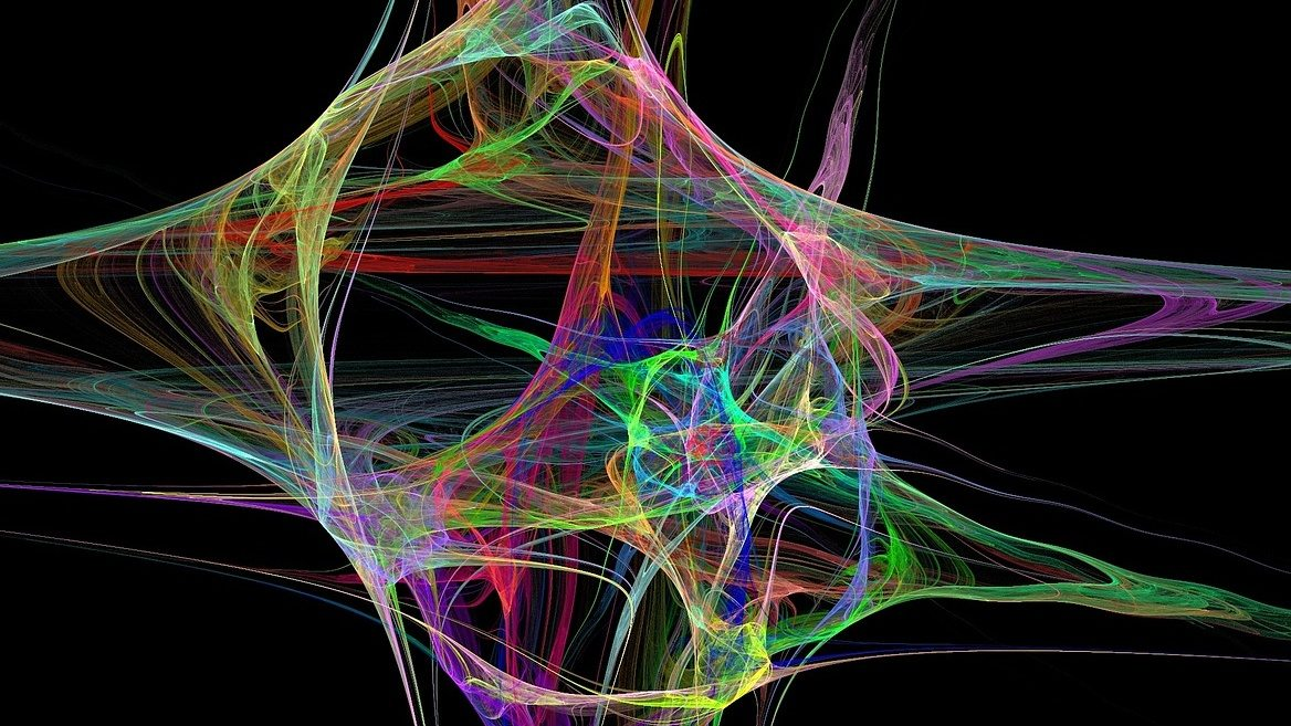 laser colorati