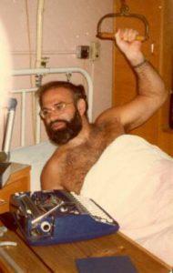 oliver sacks in ospedale