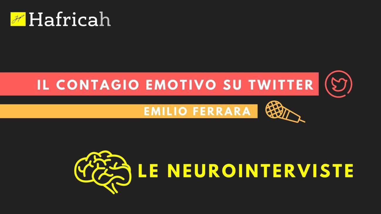 Emozioni- quando il contagio avviene su Twitter