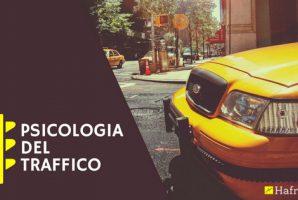 psicologia del traffico - copertina