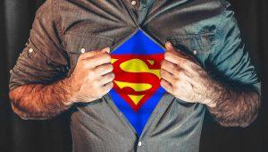 maglia superman