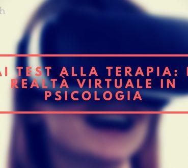 copertina realtà virtuale