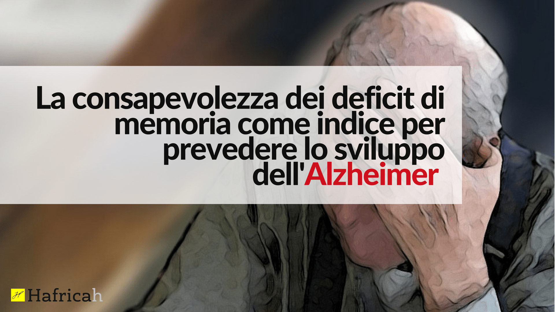 alzheimer disturbi di memoria