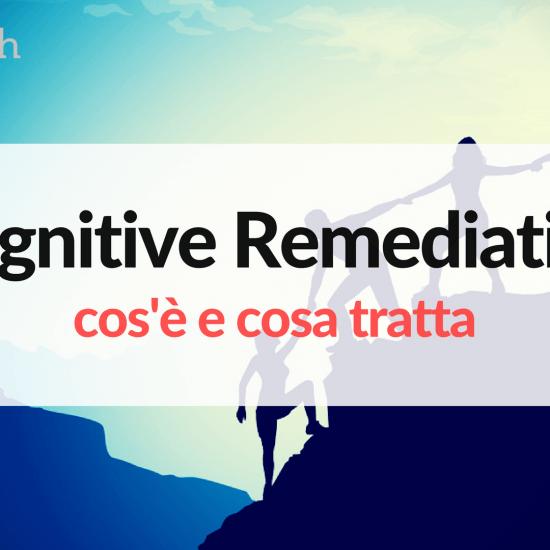 cognitive remediation