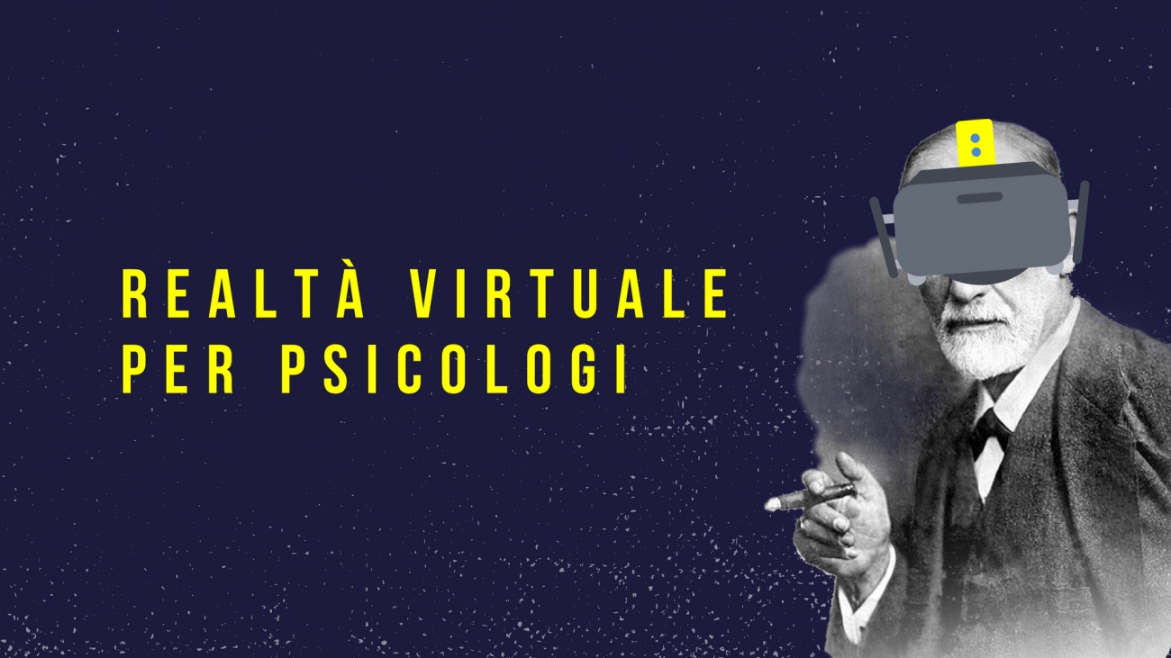 Realtà virtuale per psicologi