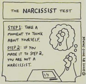 vignetta narcisismo