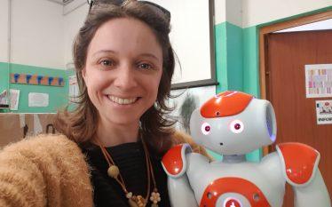 NAO robot autismo donatella ruggeri