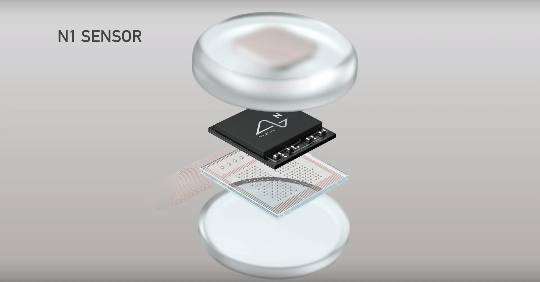 Il sensore N1 attualmente in progettazione differirà dal sensore correntemente in uso per la sua capacità di trasmettere e inviare dati tramite tecnologia Bluetooth.