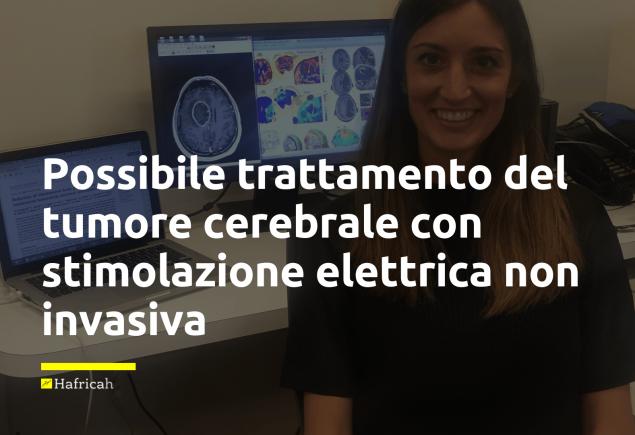 trattamento del tumore con stimolazione elettrica