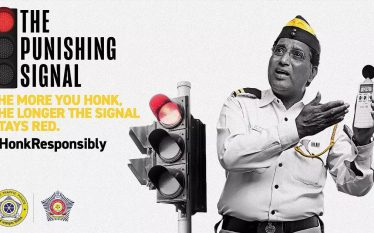 the punishing signal